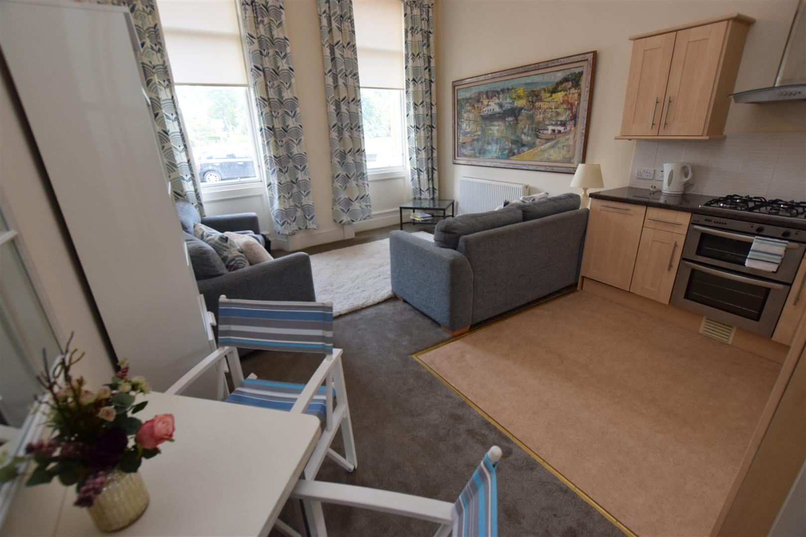 Flat 1, 36-38, Tay Street, Perth, Perthshire, PH1 5TR, UK